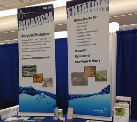 Maryland-Biochemical-Tradeshow-Banners