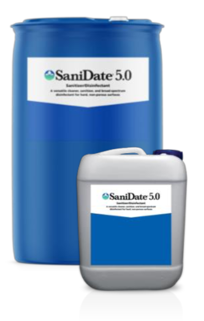 SaniDate 5.0 Sanitation - Disinfection